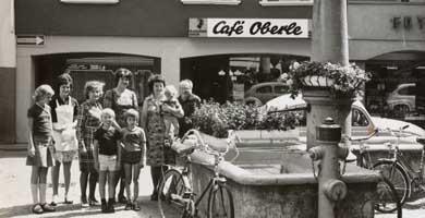 Über Uns - Cafe Oberle - Tiengen