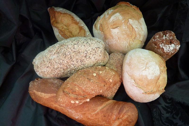 Brot Bäckerei - Cafe Oberle - Tiengen