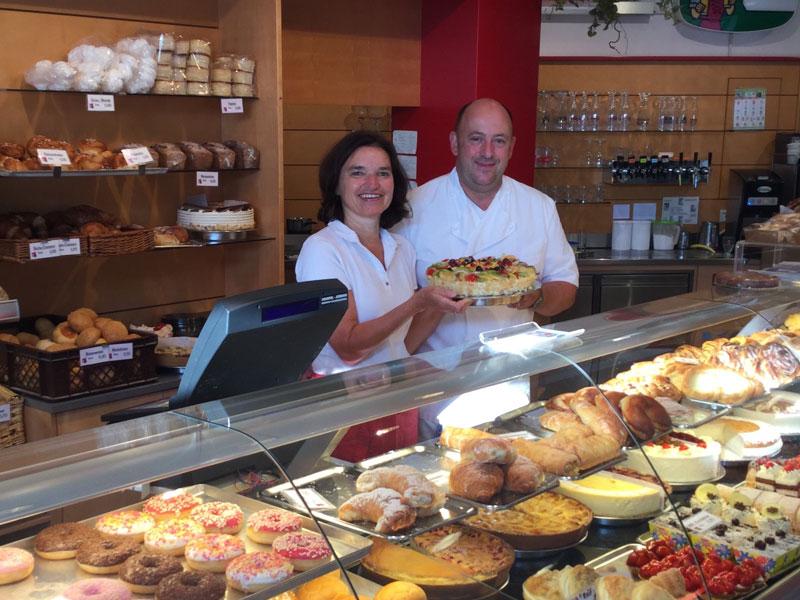 Geschäftsführung - Cafe Oberle - Tiengen