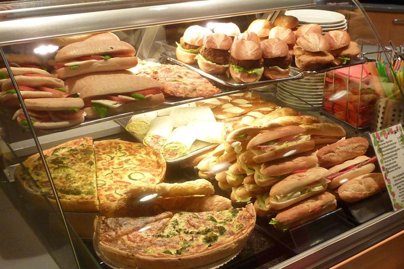 Snacktheke - Cafe Oberle - Tiengen
