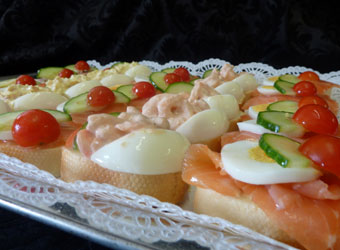 Süß und Salzig - Cafe Oberle - Tiengen